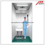 Elevación de la base de la seguridad con el elevador del sitio de la máquina