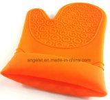 Популярная длинняя перчатка изоляции силикона для решетки Sg07 BBQ