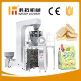 Completa de maquinaria de embalaje automática de la galleta