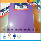 Anti Corrosion Effet Métallique Powder Coating