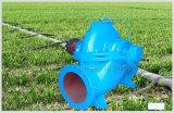 Bomba de água centrífuga elevada horizontal da taxa de fluxo