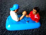 Juguetes electrónicos del regalo de la promoción de los juguetes de la lucha del brazo FAVORABLES