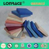 Azulejos acústicos del techo de la fibra mineral