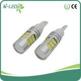 쐐기(wedge) 기본적인 T10 28SMD2835 DC10-30V 194 LED 전구