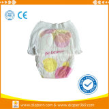 Wholesale Dry Surface Lower Price Disposable Baby Pants Diapers