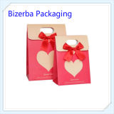 贅沢なPrinted Wedding Shopping Carrier Gift Paper PackingかJewelry/SkirtのためのPackaging Bag