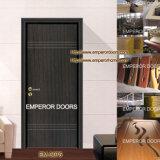 Moderne Badezimmer MDF-PVC-Holz-Tür