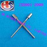 Perni su ordinazione della spina dell'anello del hardware con metallo (HS-BS-026)