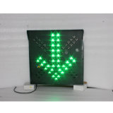 Ampel der Kreuz-grüne Pfeil-Licht-Zoll-Station-LED