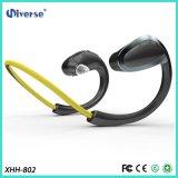 Trasduttore auricolare stereo di Bluetooth della cuffia avricolare del metallo senza fili di sport del CSR Chipest