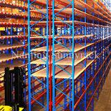 Racking del pallet galvanizzato acciaio resistente industriale