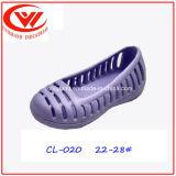 Colorfur Kinder EVA-Plastikfußbekleidung-haltbare Klotz-Schuhe für Kinder