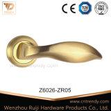 Горячая ручка рукоятки двери замка сплава цинка качества сбывания (Z6007-ZR05)