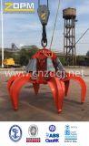 hydraulisches orange Schalen-Zupacken für Schrott-Stahl