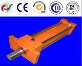 Большой гидровлический цилиндр для промышленного машинного оборудования