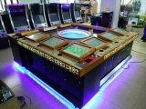 Macchina delle roulette del giocatore dello schermo di tocco del Governo del metallo 12