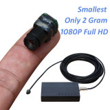 Мира веса жизненного периода 2g цены по прейскуранту завода-изготовителя камера цифров 1080P миниая HD длиннего самая малая с рекордером DVR (выходом HDMI, H. 264, 5MP)