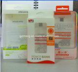 Kundenspezifische Kunststoffgehäuse-faltende Drucken-Kästen (PVC 009)