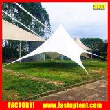 Tenda di campeggio esterna di approvvigionamento della tenda dello schermo della stella da vendere