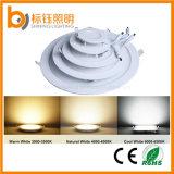 최고 Ce/RoHS 6W는 위원회 램프 LED 빛의 둘레에 거치된 경경 넘치는 체중을 줄이지 않는다