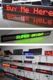 Il LED programmabile esterno firma 3G WiFi