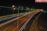 180W Lluminación Pública LED con UL
