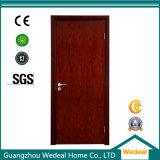 Porta de cobre de madeira da segurança luxuosa (WJM701)