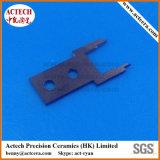 El trabajar a máquina de cerámica del CNC de las piezas del nitruro de silicio