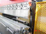 Dobladora de Wc67y-125X3200 Hydraulic Steel Plate/Folding hydrualic Machine