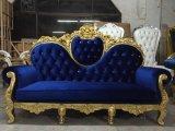現代贅沢な革白い結婚式2のシートのソファー(JC-SF1631)