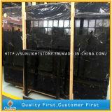 Marbre neuf chinois de fleur de glace noire pour des tuiles, Worktops, dessus de Tableau