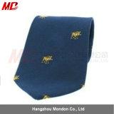 Cravate 100% tissée en soie