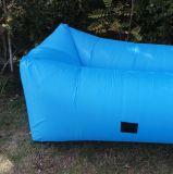 Saco preguiçoso inflável quadrado durável popular do saco de sono do sofá do ar (L097)