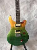Guitare électrique de P.R. faits sur commande classiques professionnels d'expert en logiciel d'Aiersi