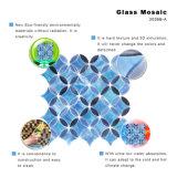 ホーム装飾の物質的な浴室の壁は芸術家のステンドグラスのモザイクをタイルを張る