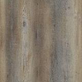 Selbstklebender Brown-hölzerner Blick-Klicken-Verschluss-Vinylplanke-Bodenbelag