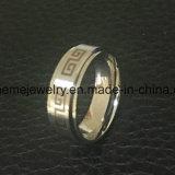 Anillo de dedo de gama alta de la vuelta de la manera de la joyería de Shineme (SRS8821)