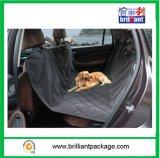 Протектора места автомобиля любимчика крышек места гамака собаки Microfiber затыловка силикона водоустойчивого Non-Slip