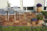 Telha de revestimento de madeira Acacia Easy Intall