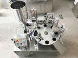 Relleno del tubo y máquina Semi-Autos del lacre para el tubo plástico de China