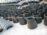 Stossen-Schweißen Kohlenstoffstahl-Rohrfitting für Rohr-Zeile