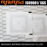 13.56MHz de kleine Markering van het Document NFC van de Douane van de Grootte Zelfklevende Glanzende
