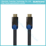 Kabel van de Lijn HDMI van de hoge snelheid de Nylon met Ethernet voor TV/Computer/HDTV