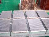 Kupfernes Gefäß-Kupfer-Flosse-Wärmetauscher für Kühlsystem