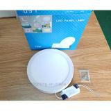 LEDのパネルライトLEDの円形の小さいパネル表面のパネル18W