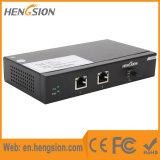 2 gigabits Tx e interruptor de rede do acesso de um Ethernet de 1 gigabit