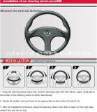 Крышка рулевого колеса PU леопарда