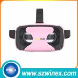 Google 마분지 제 2 Generation 3D Glasses 헬멧 Vr Glasses 가상 현실 Headmount