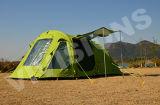 Tenda di campeggio di sfaccettatura della famiglia gonfiabile di lusso professionale di alta qualità