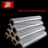 6000m Hot Sale LLDPE film plastique extensible pour la palette et l'alimentation